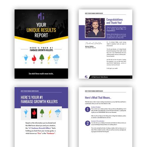 PDF Information Sheet
