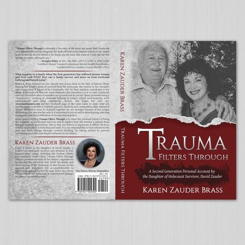 Trauma Filters Through by Karen Zauder Brass