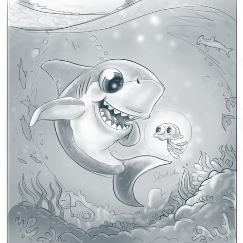 cartoon cover