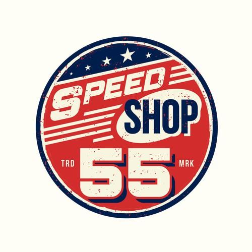 Speed Shop 55