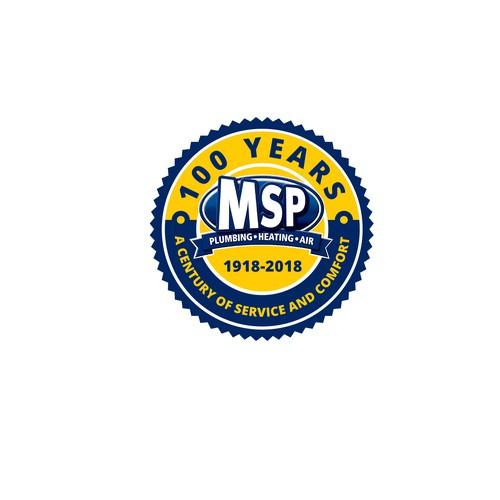 Logo concept for MSP