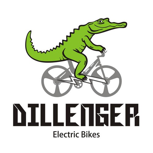 Help Dillenger Electric Bikes with a new logo