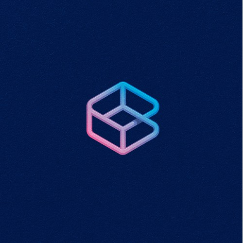 Brils cryptocurrency logo design