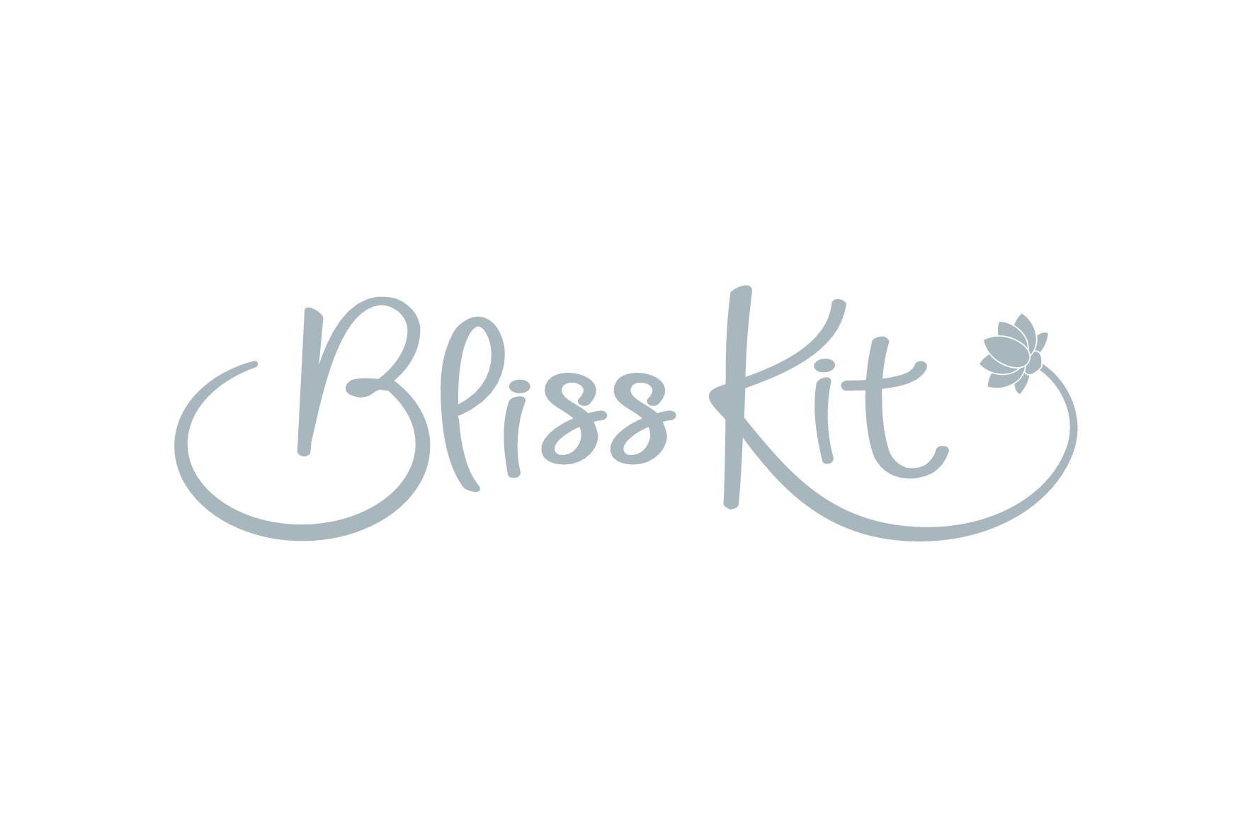 Clean, Uplifting Subscription Box Program Bliss Kit Logo