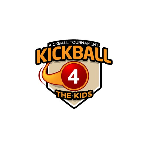 New logo wanted for Kickball 4 The Kids