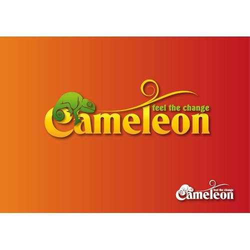 Erstellt das schönste Cameleon logo !