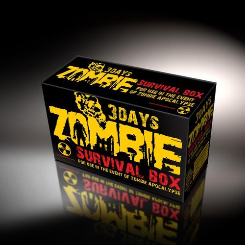 zombie survival box