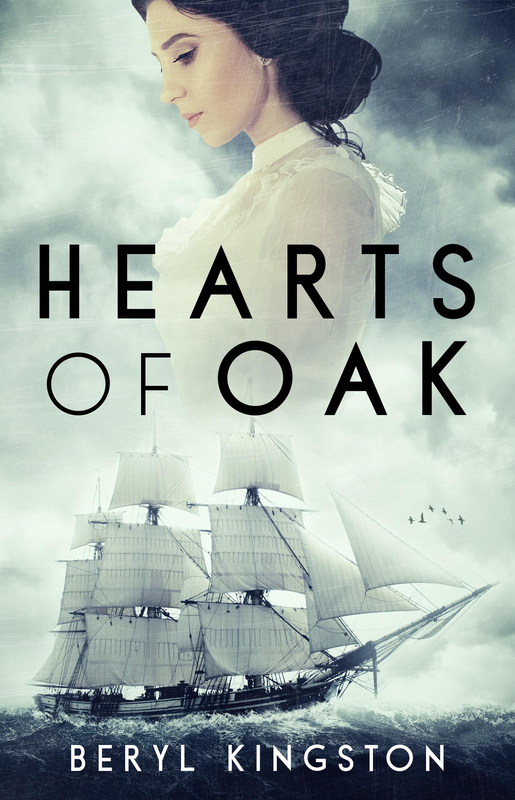 Hearts of Oak eBook Cover