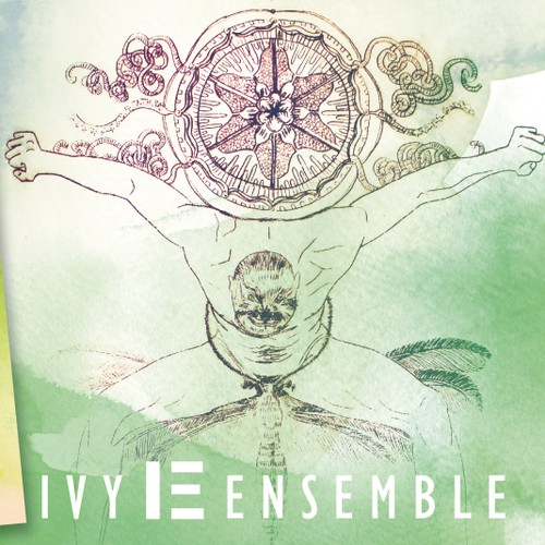 CD-Cover Design for Ivy Ensemble