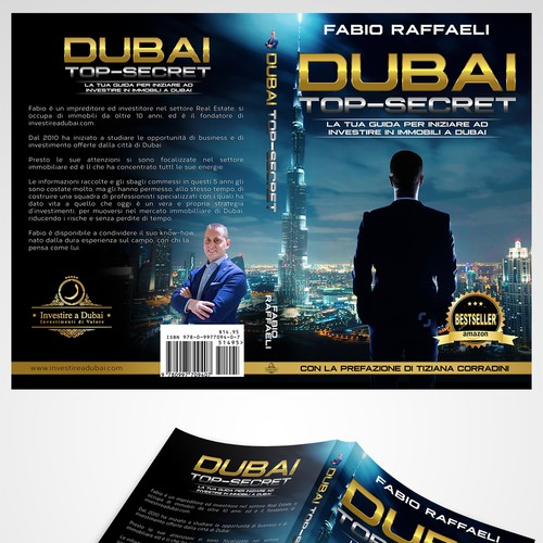 Book Cover for Dubai Top-Secret