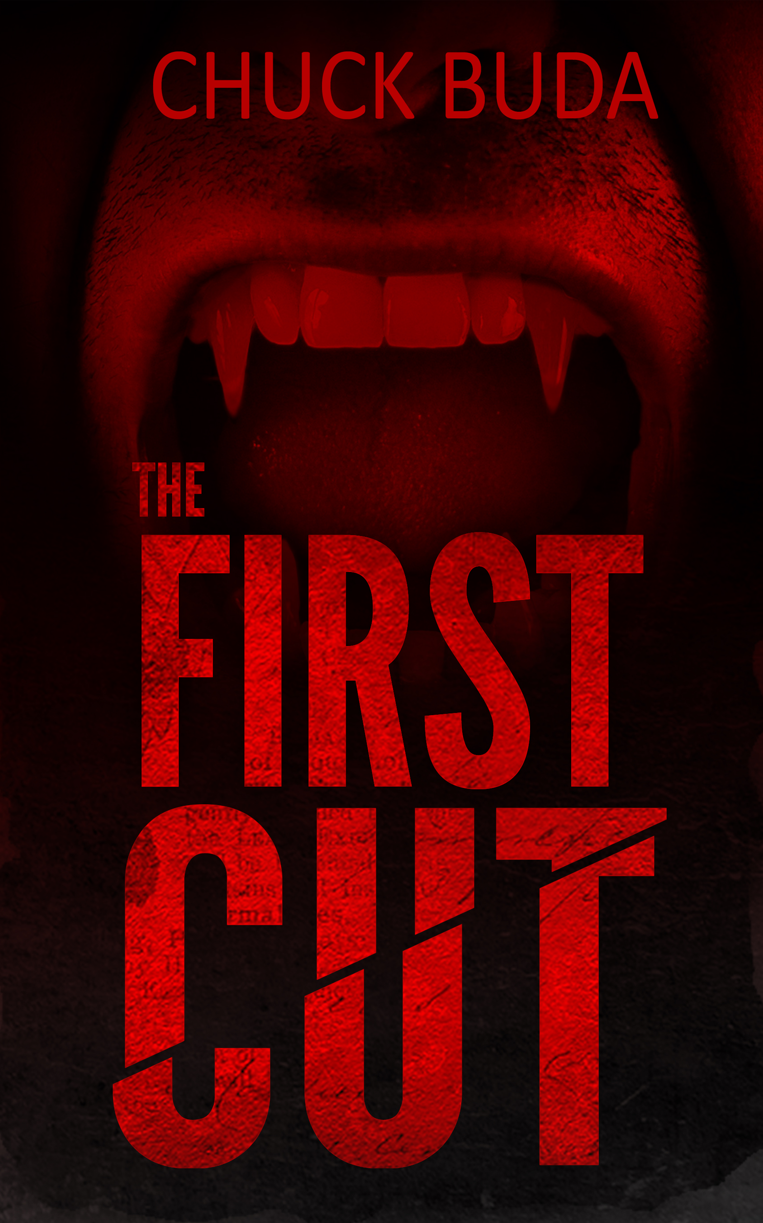 The First Cut Book Cover