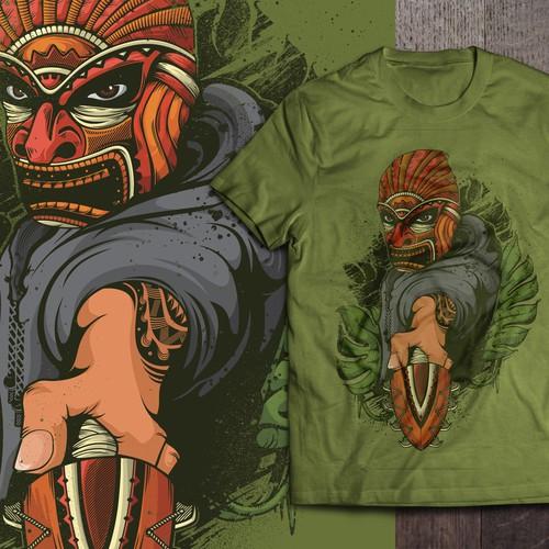 T-Shirt Design Portfolio