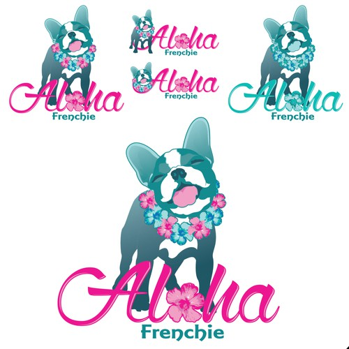 Aloha Frenchie
