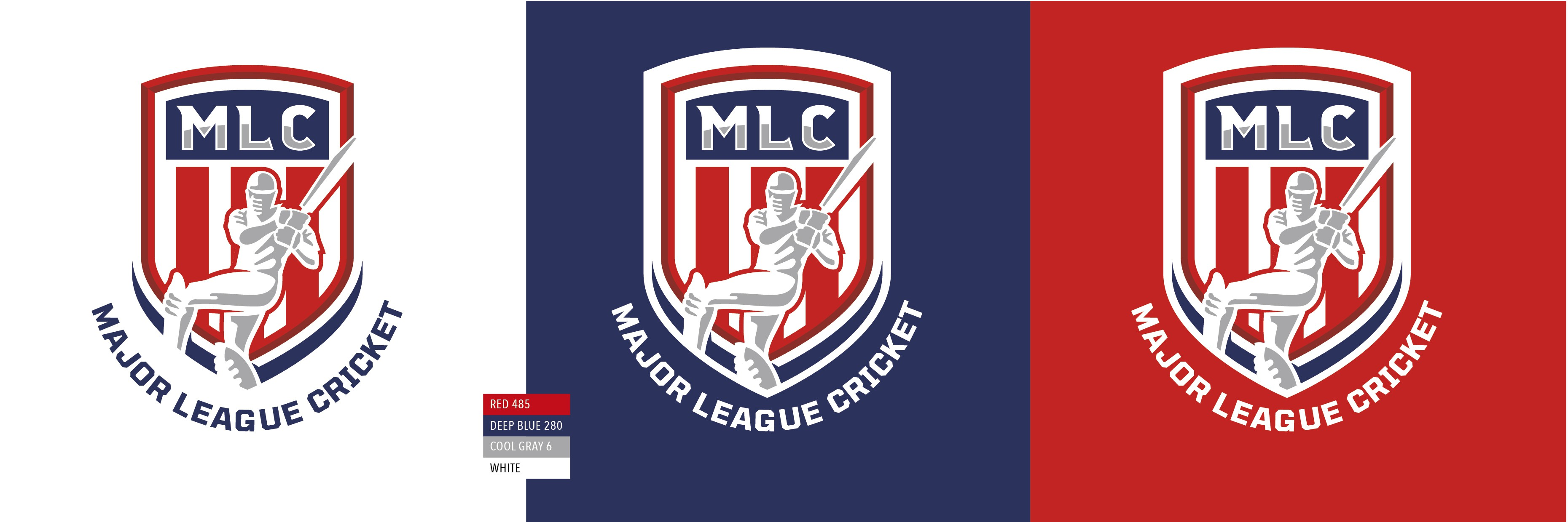 Design a Logo for Top Professional Cricket League in the USA