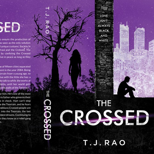 The Crossed by T.J. Rao