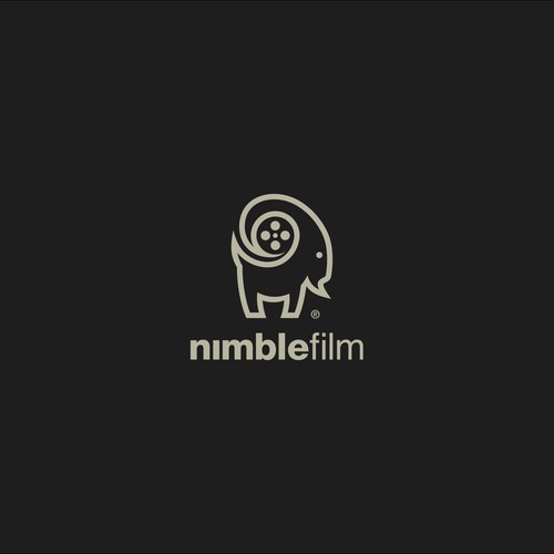 Nimble film logo