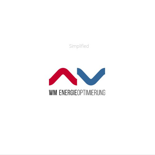 Logo for energie company 1