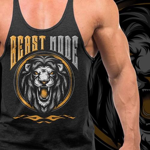 Beast Mode Gym shirt