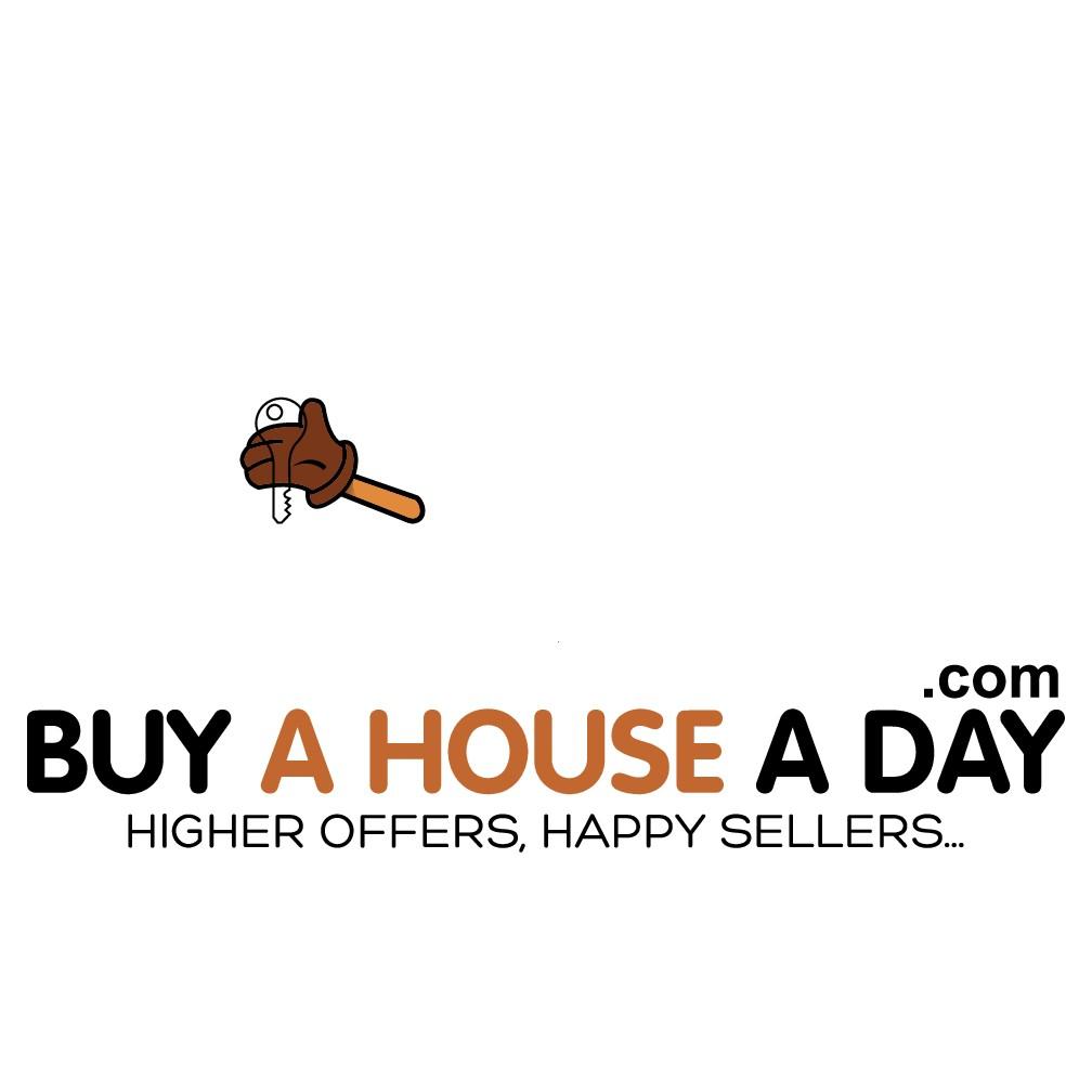 buy a house a day logo design