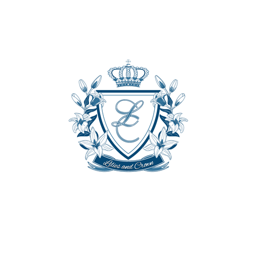 Royal logo for jewelry company