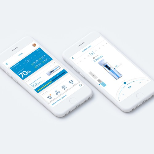 Hydration App Design