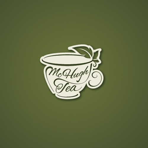 Logo for McHugh Tea