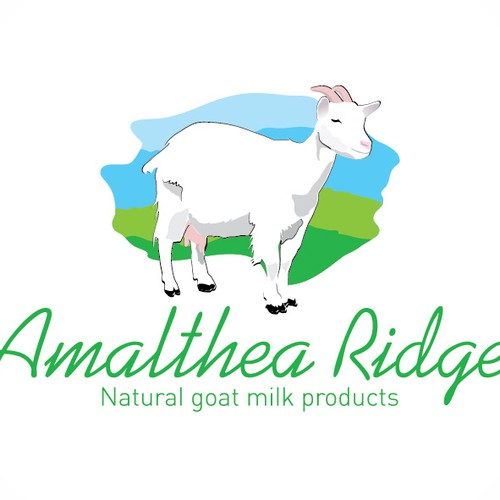 Create the next logo for Amalthea Ridge
