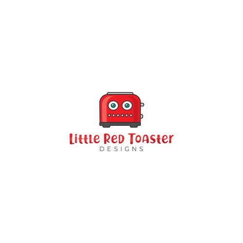 Playful design for Little Red Toaster