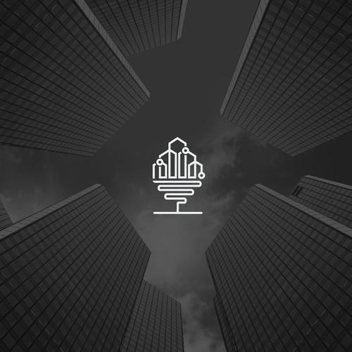 A logo concept for CitySystems