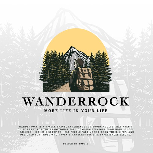 Design proposal for WANDERROCK