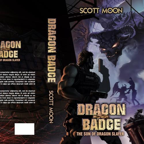 dragon badge#2