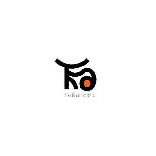 takaleed needs a new logo and business card