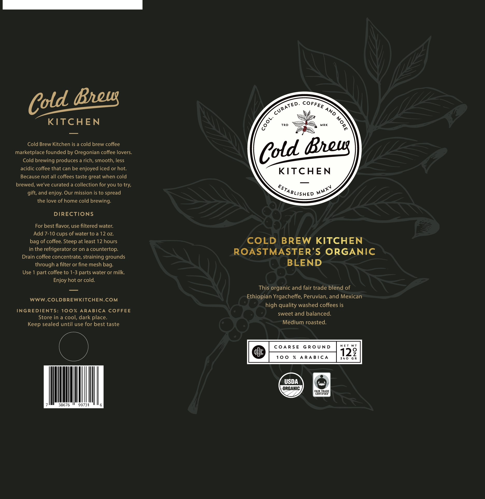 Product packaging revisions