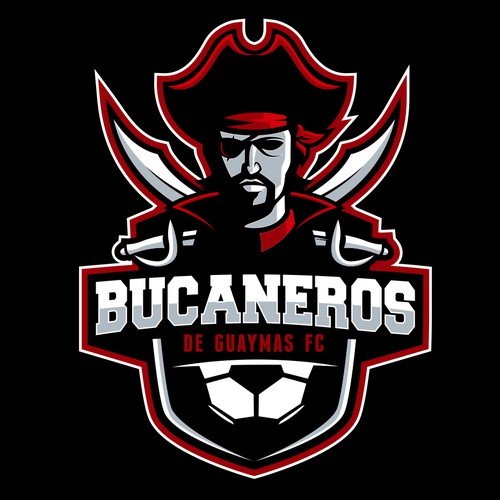 Logo Design concept for Bucaneros