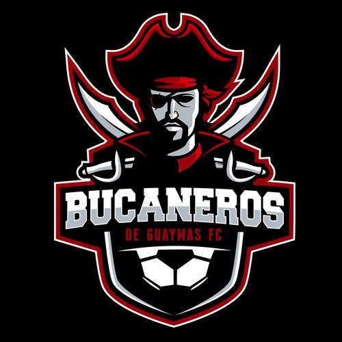Logo Design concept for Bucaneros