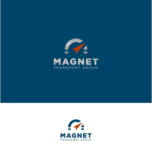 Logo for magnet transport group