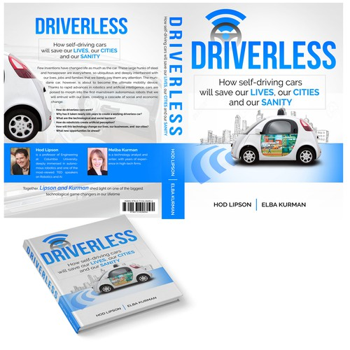 A technology book on introducing the new self driving cars.