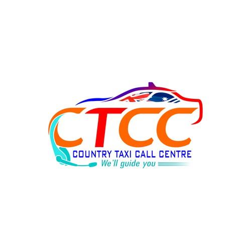 Taxi Call Centre logo and slogan/catchphrase