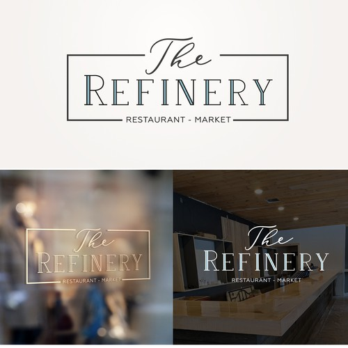 The refinery restaurant and market