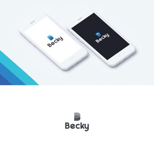 Becky Logo