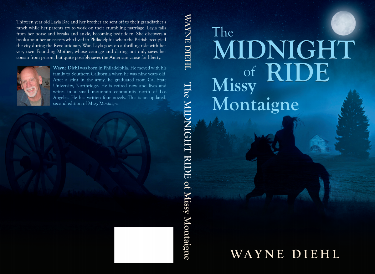The Midnight Ride of Missy Montaigne