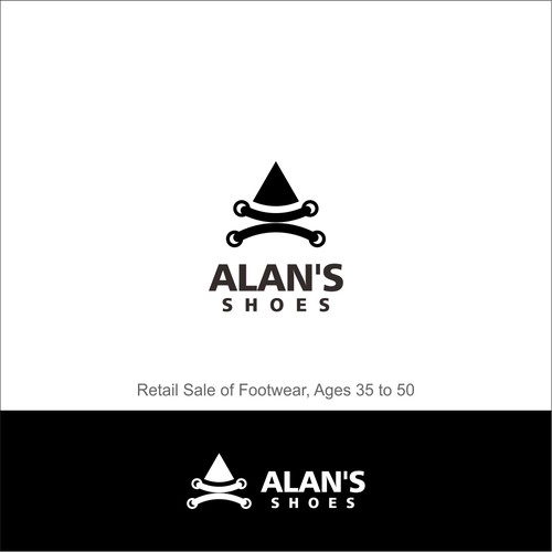 Create a new logo and icon for our retail shoe business