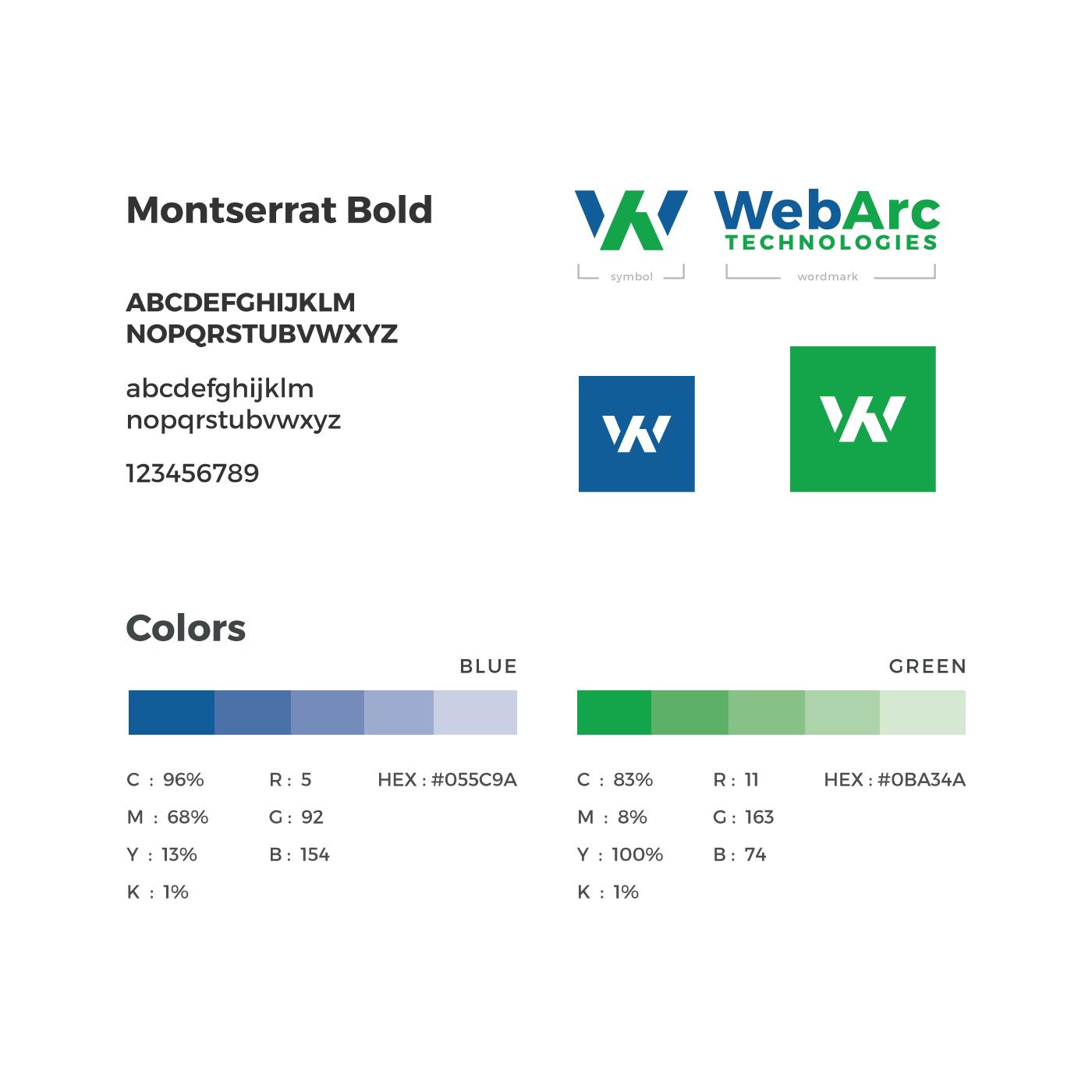 WebArc Technologies needs an eye catching logo