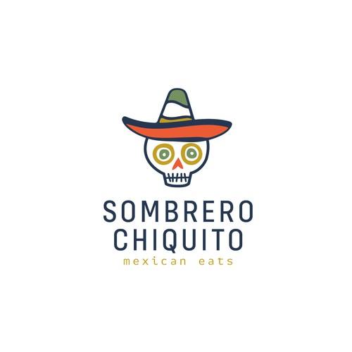 Logo Concept for Sombrero Chiquito