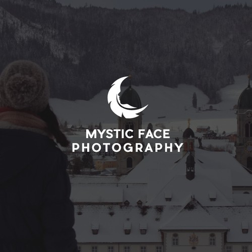Logo design for a photography website