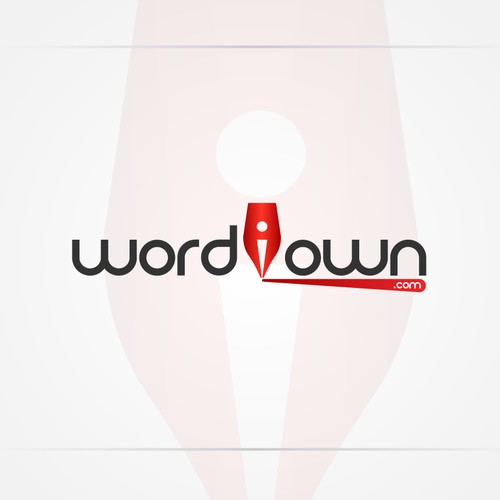 New logo wanted for wordiown.com - or - WordIOwn.com - or - Word I Own
