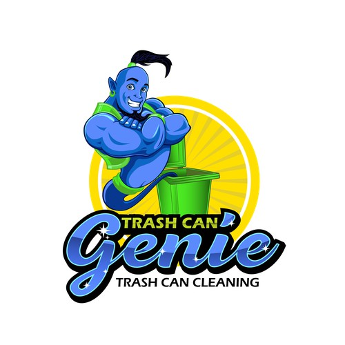 Trash Can Genie