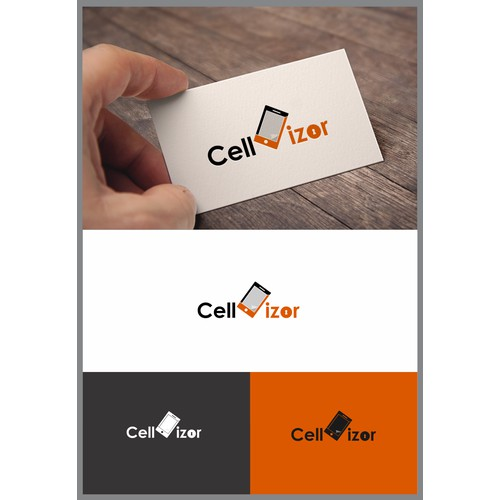 Create a logo for a new company retailing screen protectors for mobile phones