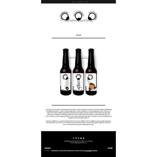 Logo & Hosted Website contest