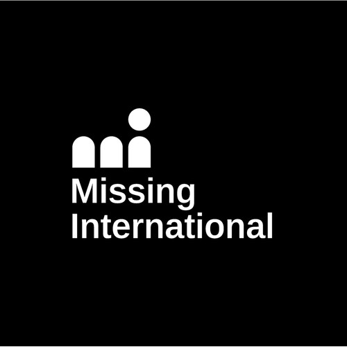 Modern logo for international research and advocacy nonprofit